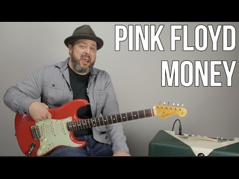 "How to Play ""Money"" by Pink Floyd - Guitar Lesson and Bass"