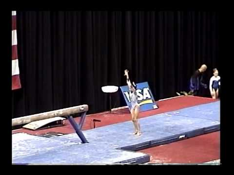 Kayla Hoffman (Rebound) - 2005 US Sr Nationals - Day 2