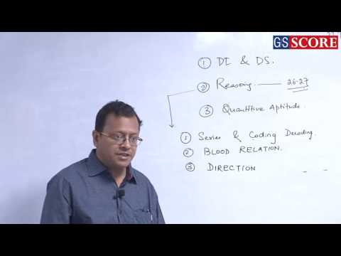 CSAT  for IAS Prelims Class 3 of 9: Reasoning