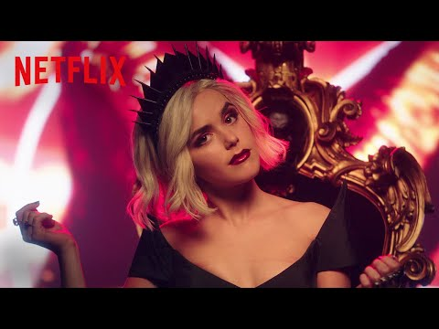 El Mundo Oculto De Sabrina | Video Musical: Straight To Hell | Netflix