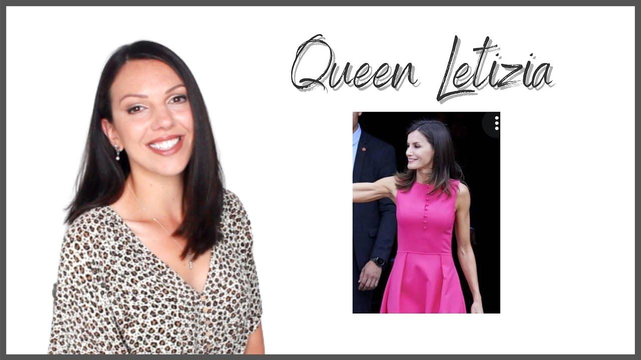 The Style of: Queen Letizia