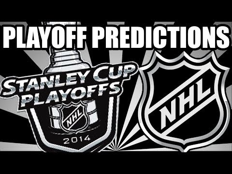 NHL - 2014 Stanley Cup Playoff Predictions!