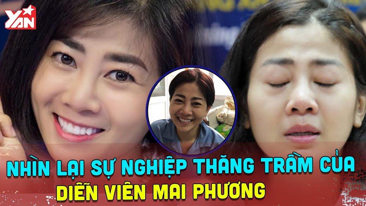 Nhìn lại sự nghiệp thăng trầm của diễn viên Mai Phương