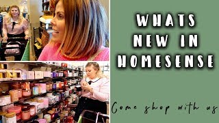 WHAT'S NEW IN HOMESENSE/COME SHOP WITH ME AND LOUISE PENTLAND + HOMESENSE HAUL