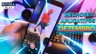 Melhores Aplicativos Android de DEZEMBRO - 2018