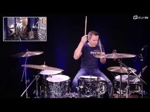 Hells Bells  ACDC  Drum