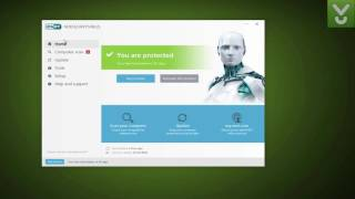 ESET Nod32 Antivirus - Protect your system and files - Download Video Previews