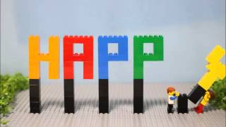 Repeat youtube video LEGO結婚式オープニングムービー