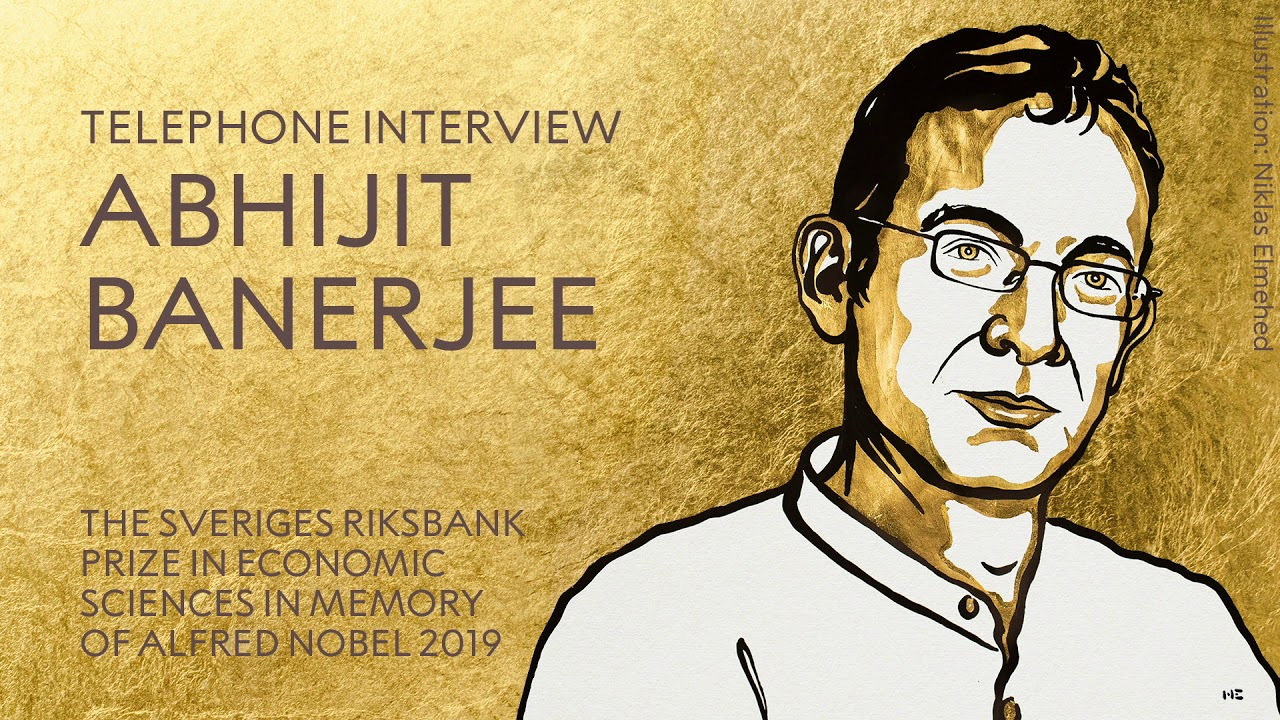 """Abhijit Banerjee: """"We all learn together about the way the world is."""""""