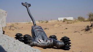 Climber Mecha Climb anywhere RC Robotic Scorpion Indoors and Outdoors