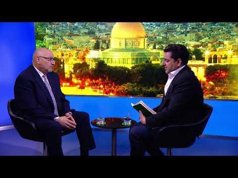 Ep. 558: Trump's Jerusalem Capital Move w/ America's Rabbi & Palestine's Ambassador to UK