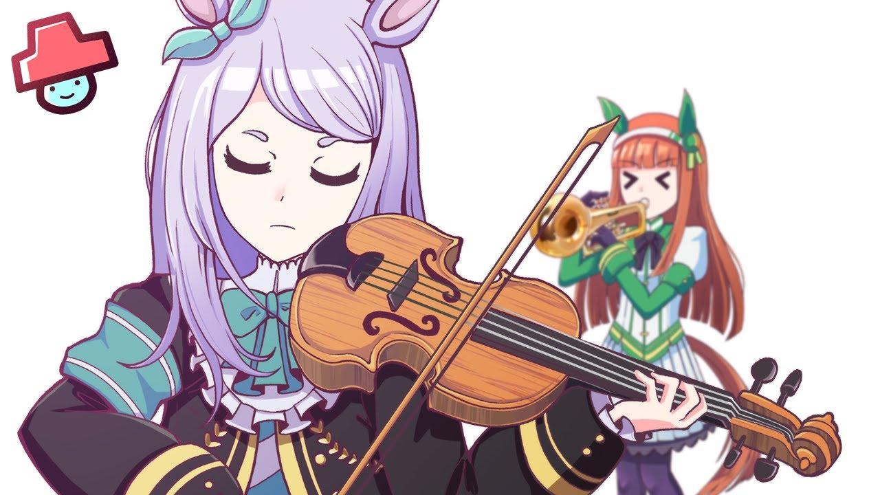 URA Orchestra McQueen (Umamusume)
