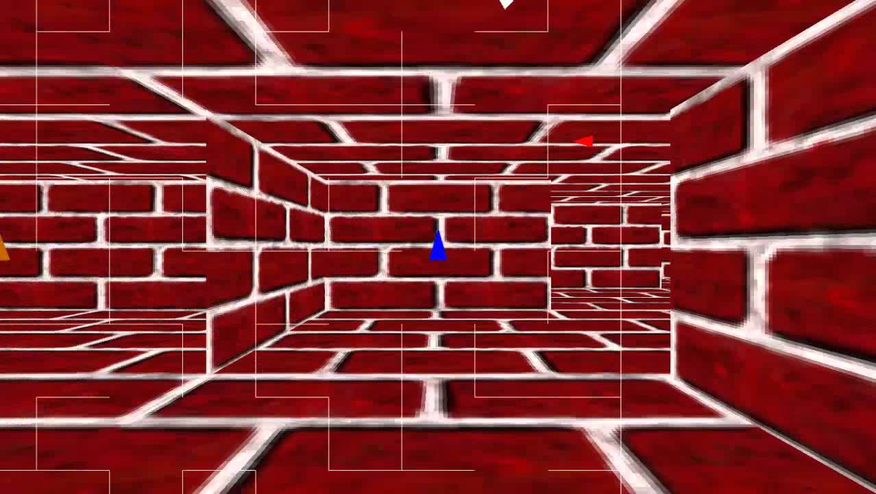 Windows 98 3D Maze screensaver on a Windows 7 PC YouTube