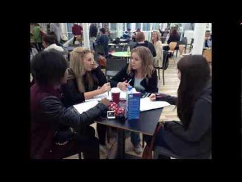 BU Halloween Volunteering Project in Aid of the Dorset Blind Association