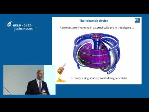 Thomas Klinger (IPP): The Superconducting Stellarator Wendelstein 7-X