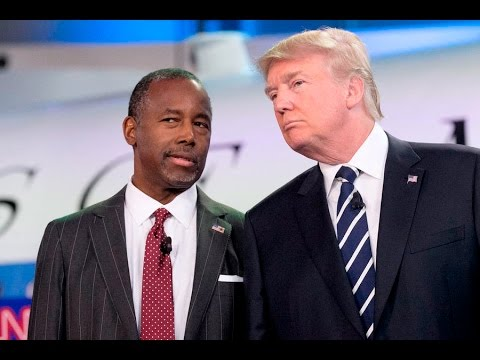 Trump Picks Ben Carson For His Administration