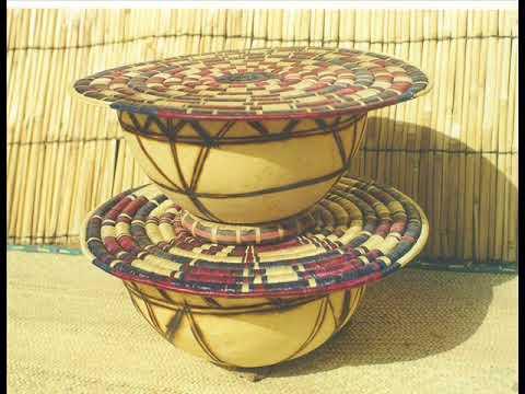 Musque Peulh HAUTE VOLTA (BURKINA FASO)