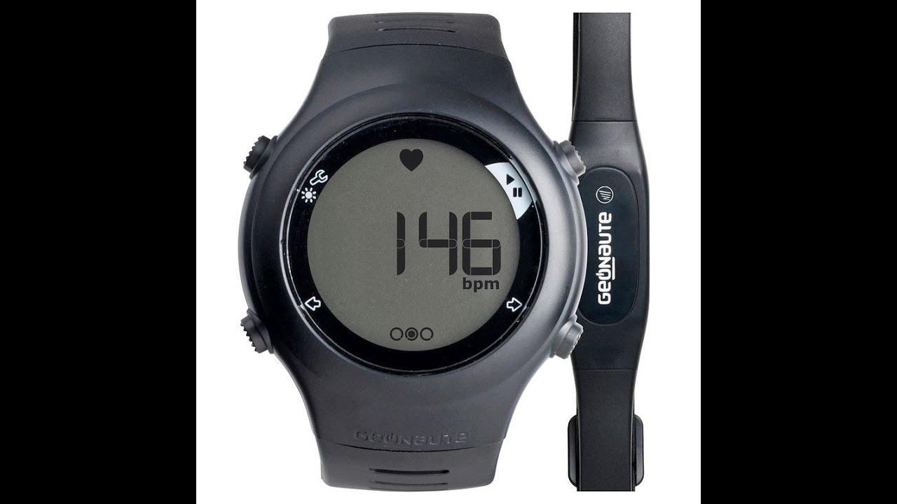 e01354a6bae Vale a pena o Monitor Cardíaco Geonaute Onrhythm110  - YouTube