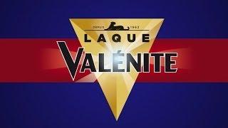 Laque VALÉNITE de Dulux Valentine