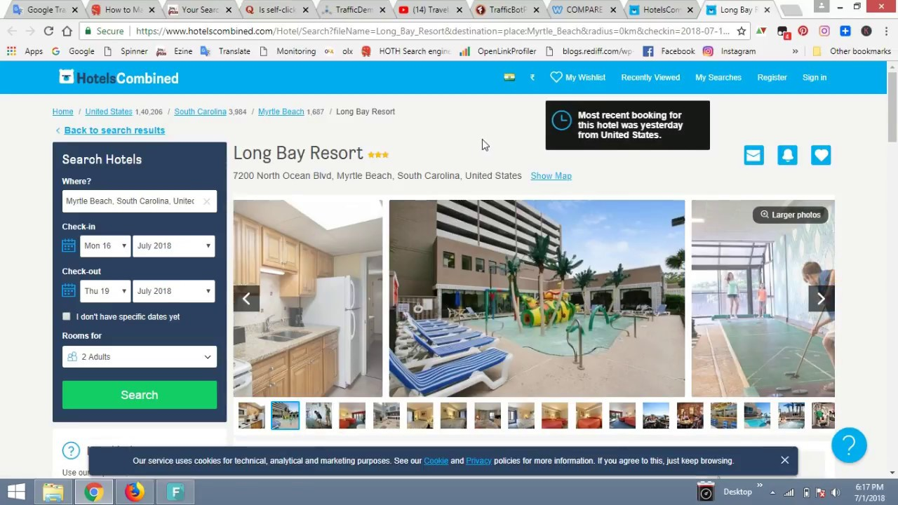 Book Now Pay Later Hotels In Myrtle Beach Sc Up To 80