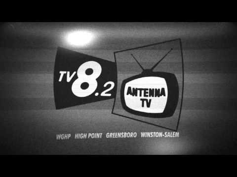 WGHP TV8.2/Antenna TV Retro ID Campaign - 1960s version