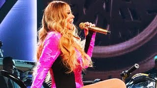 "Mariah Carey - EPIC ""Honey"" Vocal Runs & Strong Eb5 Belts LIVE! (1997-2018)"