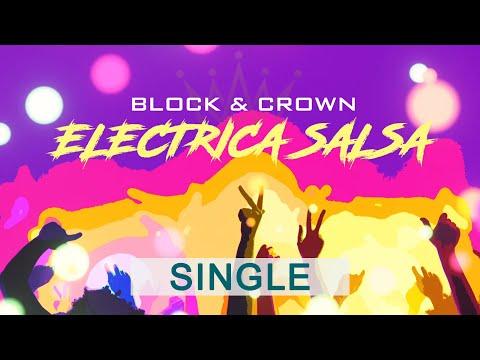 DJ Blackstone - Electrica Salsa (Block & Crown Nu Disco Remi
