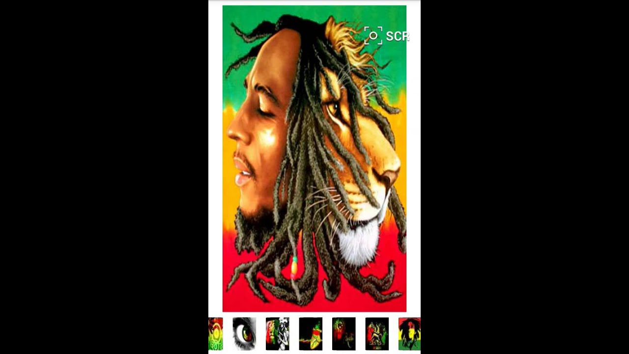 Rasta Reggae Wallpapers Android App Youtube