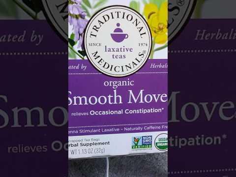 Smooth Move Detox Tea