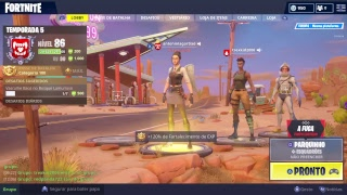 Fortnite new event and new skin!!! The JGR the Trail