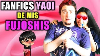 FANFICS YAOI DE MIS FUJOSHIS (¿Soy el Uke?... AGAIN!?)