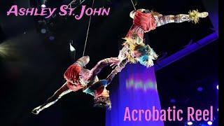 Ashley St. John Acrobatic Reel
