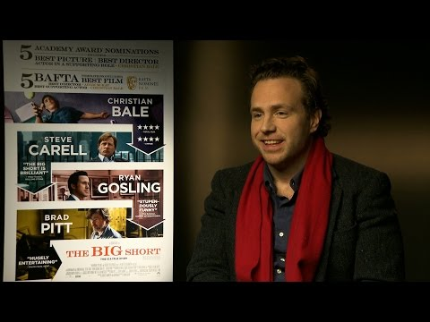 The Big Short Interview: hmv.com talks to Rafe Spall