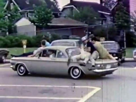 Cleveland Heights High School - 1969 Senior Class Film