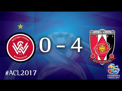 Resultado de imagem para Western Sydney Wanderers vs Urawa Red Diamonds (AFC Champions League 2017 : Group Stage)