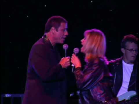 Olivia NewtonJohn  John Travolta  You're the One That I Want.MPG
