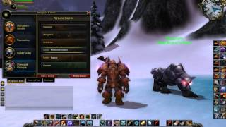 Warlords of Draenor Premade Groups