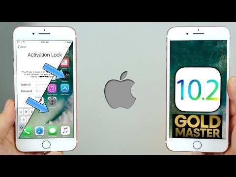 New Icloud Lock Bypass On Ios 10 & 10 2 Beta 5 Changes - YT