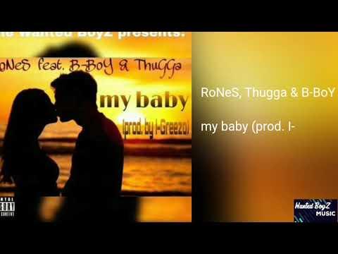 The Wanted BoyZ – my baby (prod. I-Greezo) [Official Audio] (Afrikaanse Musiek)