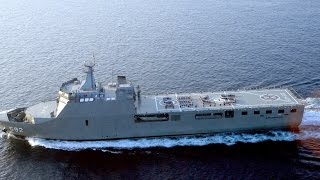 Philippines buy two military ships LPD from Indonesia