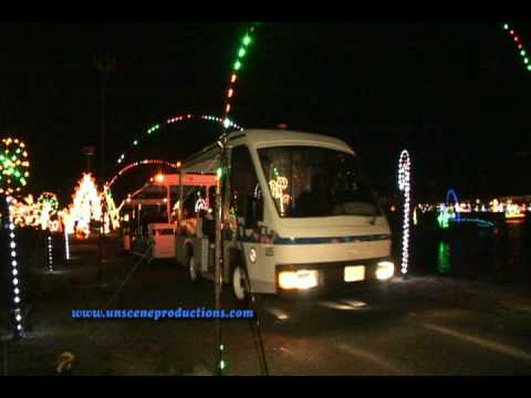 Winterfest Of Lights OCMD - YouTube