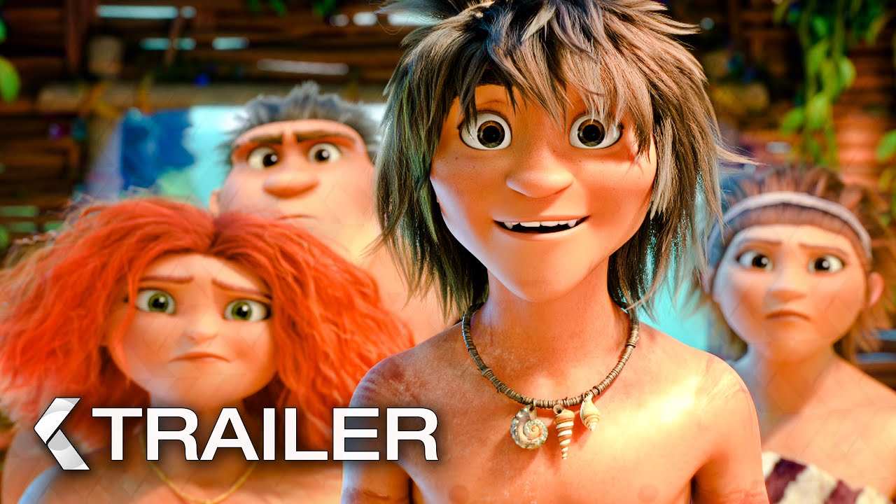 Download THE CROODS 2: A New Age Trailer (2020)
