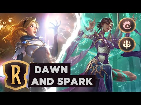 KARMA & LUX Control | Legends Of Runeterra Deck