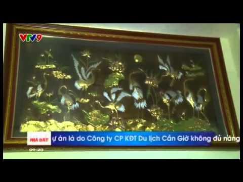 Tranh đồng cho ngôi nhà. KTS Huỳnh Xuân Hải