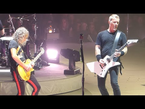 Metallica - Halo on Fire (Live in Helsinki, Finland, 09.05.2018)
