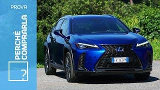 Lexus UX (2019) | Perché comprarla… e perché no