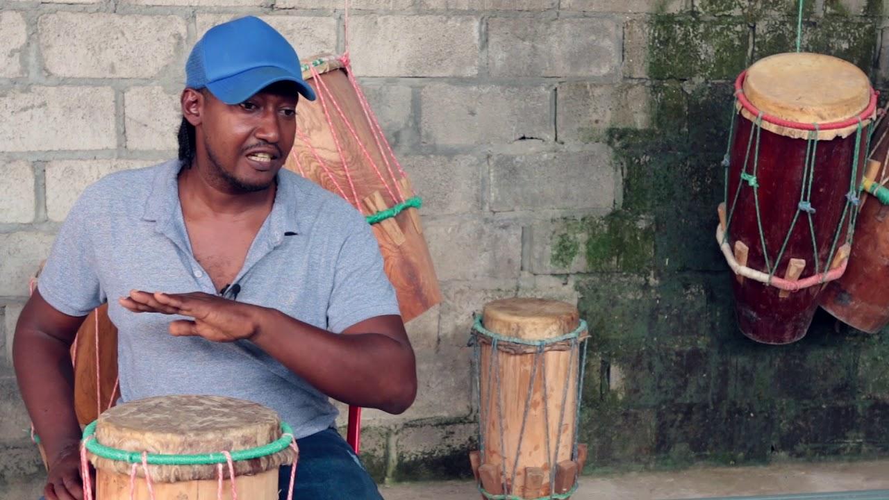 Marimba en dos generaciones - Papá Roncón Daniel Ortiz