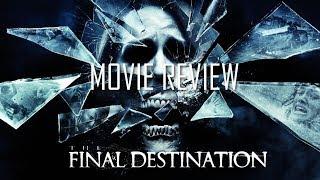 THE FINAL DESTINATION : HORROR REVIEW