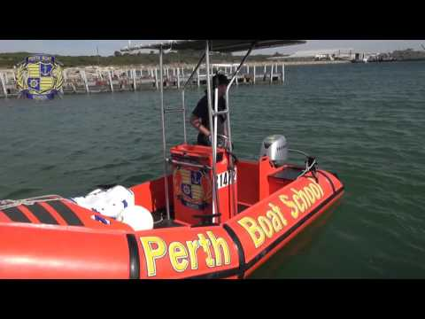 Skippers Ticket Practical Test | Perth Boat School