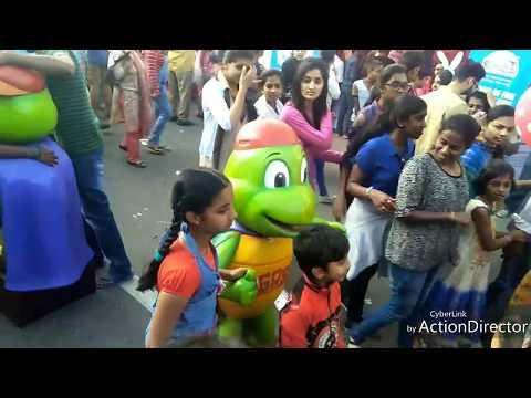 mysore open street festival